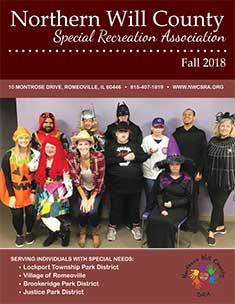 NWCSRA Fall 2018 Brochure
